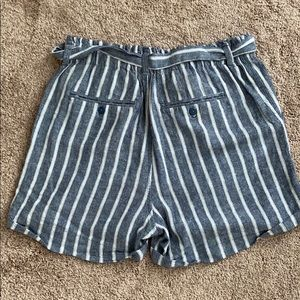 Sanctuary Shorts - Sanctuary Blue/White stripe Linem short